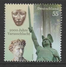Germania 2009 bimillenary di VARO FOGLIO FRANCOBOLLO SG 3602 Gomma integra, non linguellato