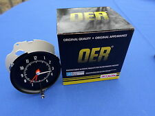 NEW 1971-72Chevelle SS Monte Carlo In-Dash Clock OER Parts 3973633W GM Licensed