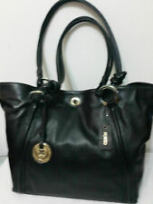 Mimco Leather Large Tribute Day Hand Bag Shoulder Vanilla