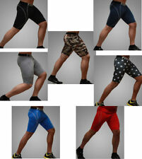 Polyester Running Activewear for Men with Compression