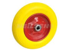 "1  x 14"" 360mm PU wheel & tyer SOLID CT3747"