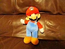 "Mario Bros. Mario Plush  9"" Inches  (NEW)"