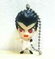 Takara Tomy Danganronpa KAZUICHI SODA Strap Mascot Deformed Mini keychain Figure