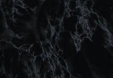d-c-fix Folie, Marmor, Marmi schwarz, selbstklebend, 67,5 x 200 cm, 346-8027