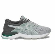 ASICS 6 D Sneakers Women's GEL-Flux 5 Running Shoes T862n Gray New in BOX