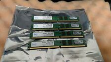 Dell 8GB (4 x 2GB) SNPYG410C/2G low profile desktop DIMMs DDR2 800 PC2-6400U