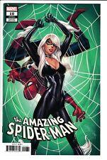 AMAZING SPIDER-MAN #10, CAMPBELL BLACK CAT VARIANT, New, Marvel Comics (2018)