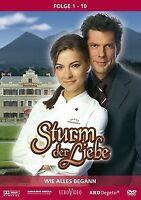 Sturm der Liebe 1 - Folge 01-10: Wie alles begann (3 DVDs... | DVD | Zustand gut