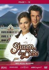 Sturm der Liebe 1 - Folge 01-10: Wie alles begann (3 DVDs...   DVD   Zustand gut