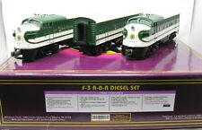 MTH Premier #20-2177-1: SOUTHERN SR EMD F3 ABA Diesel Set, PS 1.0  C10 New Stock