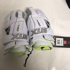 "New listing STX Cell V - GEO FLEX II Lacrosse Gloves - Size LARGE 13"""