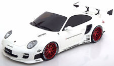 Gt Spirit 2010 Porsche 911 (997) lb Performance Blanco Le de 600 1/18 Escala
