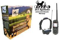 Border Patrol 3 in 1 Wireless Dog Fence Remote Trainer Tracker