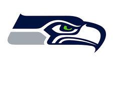 """Seattle Seahawks Decal Indoor - Outdoor - Car-  Truck - Window 7.1"""" x 3.3"""""""