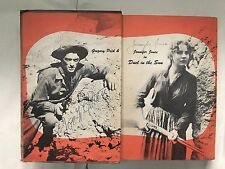 Signed Gregory Peck, Jennifer Jones, Joseph Cotton Duel In The Sun Book