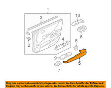 HONDA OEM 07-08 Fit Front Door-Grip Handle Left 83592SLNA01ZA