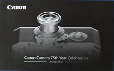 Brand New Canon 75th anniversary Hansa Miniature toy model