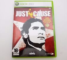 Just Cause Xbox 360 PAL Unused