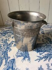 Moët & Chandon Rare Vintage French Champagne Ice Bucket (1112)