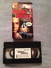 Raising the Heights (1998) - VHS Video Tape - Action - En Espanol - Spanish