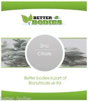 Zinc Citrate Tablets Sexual Health Acne Acne Immune Booster Pills Hair Nails