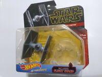 Tie Fighter - Star Wars Rise of Skywalker Starships - Hot Wheels  (Unopened)