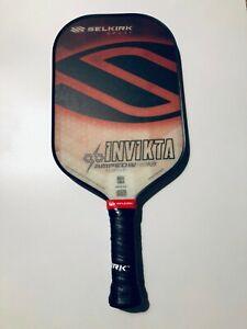 Selkirk Sport Pickleball Paddle AMPED Invikta Midweight Red New