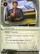 Android Netrunner LCG - 1x Mark Yale  #009 - Order and Chaos