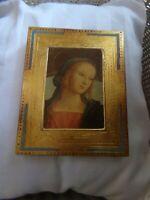 Cadre Florentin , Vierge Marie