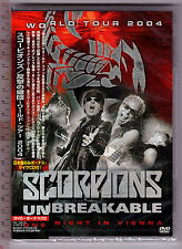 Scorpions, Unbreakable World Tour 2004 - One Night in Vienna  (DVD+CD Bonus_JPN)