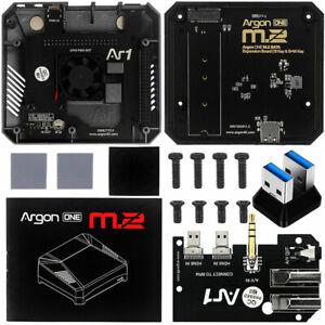 Argon One M.2 Aluminum Alloy Case Enclosure SSD Adapter for Raspberry Pi 4B