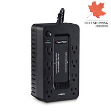 CyberPower ST425 Standby UPS System 425VA 260W 8 Outlets Compact