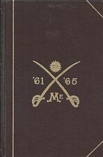 History of the 1st Maine Cav. 1861-1865 by Edward P. Tobie--Gaithersburg 1987-HC