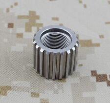.308 5/8 x 24 Bull Barrel Thread Protector. Made in the USA!! .930 dia .750 long