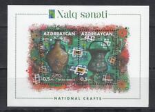 Azerbaijan Aserbaidschan MNH** 2017 Mi.1228 RCC National Craft
