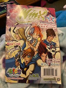 Stellina Winx Club Comic #3 The Boys From Red Fountain