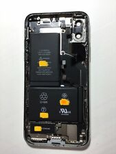 OEM Genuine iPhone X back full housing with battery & charger Port 100% Original