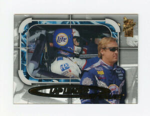 Rusty Wallace 1999 99 Press Pass VIP Lap Leader Plastic Gold Foil Stamped Insert