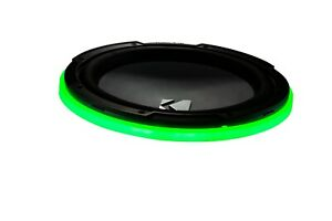 """Kicker 10"""" Weather Proof LED Lighted Speaker Ring, Single, RoHS Compliant"""