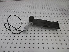 Harley Davidson OEM Sportster Side Mount Lisence Plate Bracket W/ Light