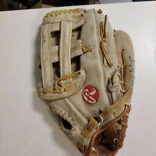 Vtg Rawlings RSG3 Super Size RH Throw Baseball Glove, Broke In