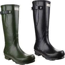 Hunter Norris Adjustable Wellington Boots Mens Womens Iconic Waterproof Wellies