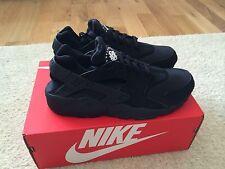 Nike Air Huarache Triple Black Sz 10