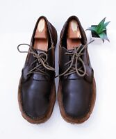 Merrell Barefoot Reach Life Glove Men's US 13 Leather Casual Shoes Chocolate