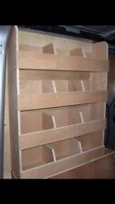 Mercedes Vito Van Shelving Ply Racking Van Storage Ply Lining
