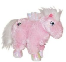 Pegasus Webkinz HM068 White & Pink with Wings Stuffed Animal No Code