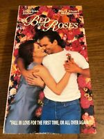 Bed Of Roses VHS VCR Video  Movie Mary Stuart Masterson Christian Slater Used