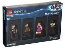 Lego Bricktober Harry Potter Minifigure Set Limited Edition 5005254 - New In box
