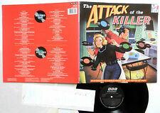 ATTACK of the KILLER B's UK 2xLP BBC Radio 1 FM 50's & 60's pop comp