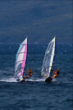 568065 Family Tandem Sailing With A Child A4 Photo Print